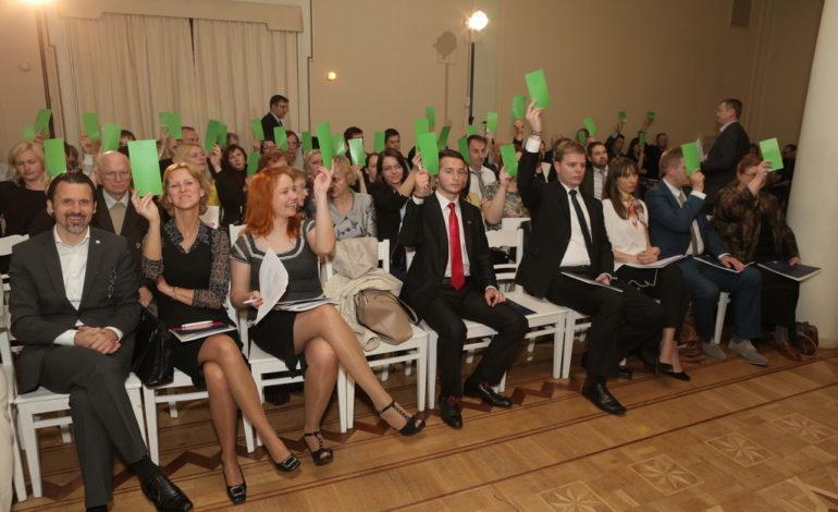 Jaunās konservatīvās partijas dibināšanas sapulce