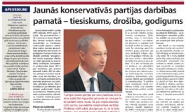 Latvijas laika raksts