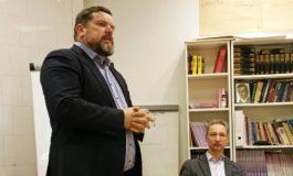 Jaunās konservatīvās partijas Politisko diskusiju klubā viesojas Austrumeiropas politikas pētījumu centra izpilddirektors, politologs Andis Kudors