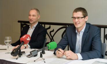 Jurašs un Bordāns no Jaunās konservatīvās partijas kandidēs Rīgas domes vēlēšanās
