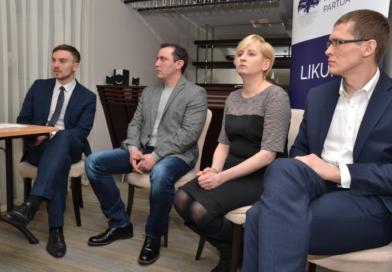 Jaunās konservatīvās partijas Liepājas mēra amata kandidāts būs Uldis Budriķis