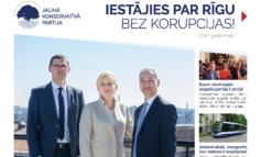 Avīze: Iestājies par Rīgu bez korupcijas!