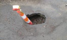 RD opozīcija dod RDSD divas nedēļas laika, lai uzlabotu drošību uz ielām remontu laikā