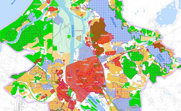 JKP aicina pārstrādāt Rīgas teritorijas plānojumu