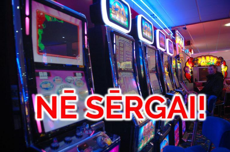 Konservatīvie nodrošina pašvaldībām tiesības lemt par azartspēļu zāļu slēgšanu