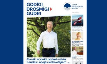 Avīze: Mazāki nodokļi nozīmē vairāk naudas Latvijas iedzīvotājiem!