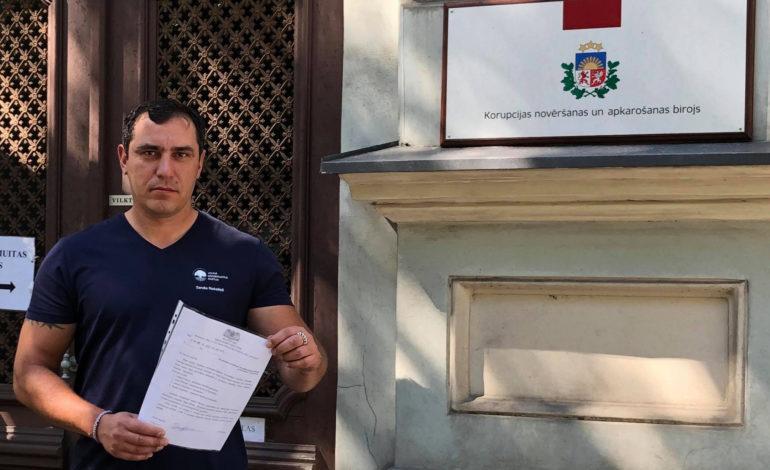 Pēc Sanda Riekstiņa (JKP) iesnieguma sāktas pārbaudes par Rīgas domei pietuvināta apsardzes komersanta darbību
