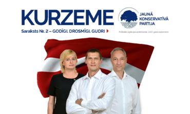 Avīze: JKP Kurzeme – Tiesisku valsti mūsu bērniem!