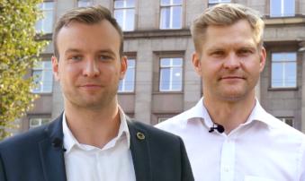 Eglītis un Znotiņš: OIK ir 4 miljardu afēra!