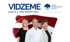 Avīze: JKP Vidzeme – Tiesisku valsti mūsu bērniem!