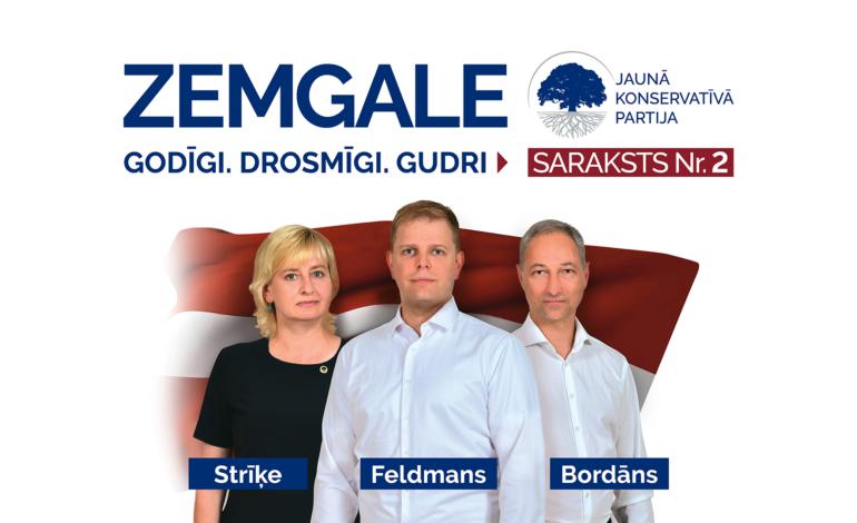 Avīze: JKP Zemgale – Tiesisku valsti mūsu bērniem!