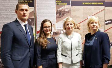 Jaunie konservatīvie nosoda Krievijas agresiju Ukrainā gan pagātnē, gan tagadnē