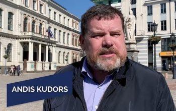 Andis Kudors par Eiropas līmeņa skandālu