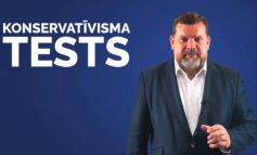 Anda Kudora tests: Vai esi konservatīvais?