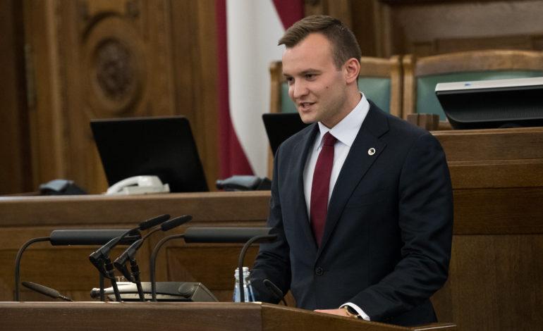 Izglītības un zinātnes ministrijas parlamentārais sekretārs būs Reinis Znotiņš