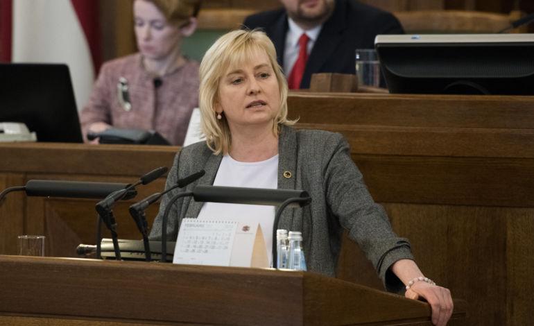 Juta Strīķe: Nav lielāka valsts drošības apdraudējuma, kā bezdarbībā un bezkontrolē izvirtis drošības dienests