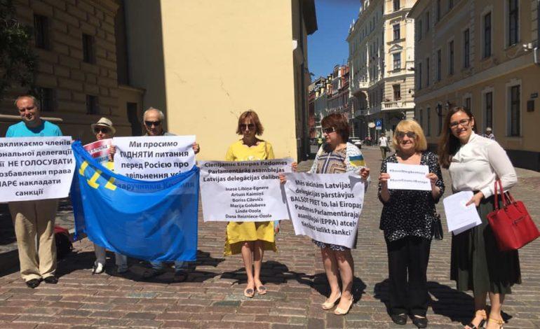 JKP kategoriski neatbalsta EPPA lēmumu atjaunot Krievijas delegācijas balsstiesības organizācijā