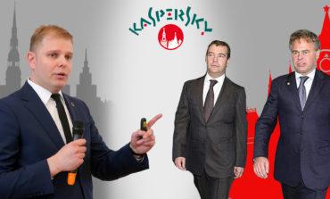 """Deputāts Feldmans apelācijas instances tiesā uzvar """"Kaspersky Lab"""""""