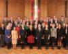 Ministrs Jānis Bordāns informē OECD vēstniekus par reformām tieslietu sistēmā