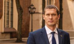 Par Saeimas Jauno konservatīvo frakcijas priekšsēdētāju ievēlēts deputāts Juris Jurašs