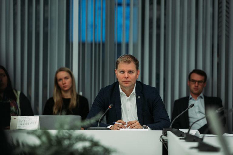 Tautsaimniecības, agrārās, vides un reģionālās politikas komisiju vadīs Krišjānis Feldmans