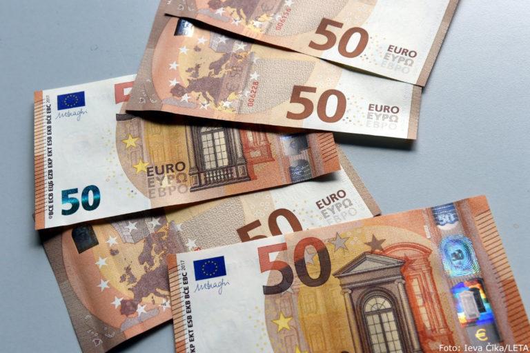 Saeima atbalsta vienreizējā 200 eiro pabalsta izmaksu senioriem, personām ar invaliditāti un apgādnieku zaudējušām personām