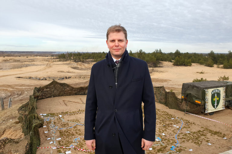 Deputātu Krišjāni Feldmanu apstiprina par NATO Parlamentārās asamblejas Latvijas delegācijas pastāvīgo pārstāvi